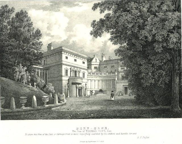Deepdene House 1825_A.Bagnall comp