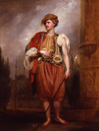 NPG 4574; Thomas Hope by Sir William Beechey