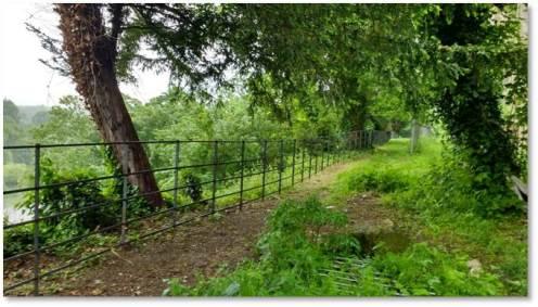 Betchwroth railing